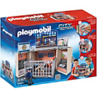 more details on Playmobil 5421 My Secret Police Station Play Box.