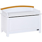 more details on Tutti Bambini Barcelona Toy Box - Beech and White.