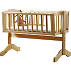 more details on Saplings Bethany Luxury Country Crib - Pine.