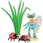 more details on Tree Fu Tom Deluxe Figure - Ariela with Ladybirds.