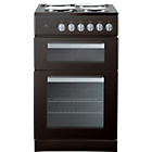 more details on New World ET50 Black Electric Cooker - Instal/Del/Recycle.