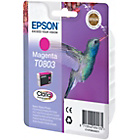 more details on Epson T0803 Hummingbird Standard Ink Cartridge - Magenta.