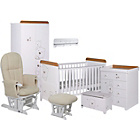 more details on Tutti Bambini 3 Bears 7 Piece Room Set - Beech and White.