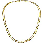 more details on 9ct Gold Curb Chain.