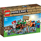 more details on LEGO® Minecraft Creative Box - 21116.