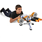 more details on Nerf Elite Rhino Strike Blaster.