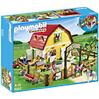 more details on Playmobil 5222 Childrens Pony Farm.