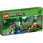 more details on LEGO® Minecraft The Farm - 21114.