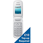 more details on O2 Samsung E1270 Mobile Phone - White.
