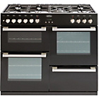 more details on Belling DB4100DF Double Dual Fuel Range Cooker - Black.