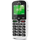 more details on Sim Free Doro PhoneEasy 508 Mobile Phone - White.