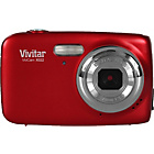 more details on Vivitar X022 10MP Compact Digital Camera - Red.