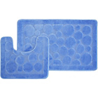 more details on Circles 2 Piece Bath Set - Blue.