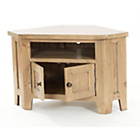 more details on Worthing Traditional Corner Two Door TV Stand - Pine.