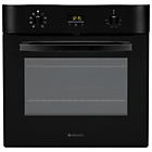 more details on Hotpoint SH83CKS Single Electric Oven - Black.