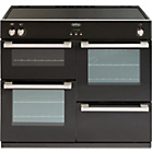 more details on Belling DB4100EI Induction Range Cooker - Black/Install.