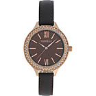 more details on Caravelle New York Ladies' Brown Strap Watch.
