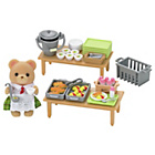 more details on Sylvanian Families School Lunch Set.