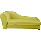 more details on Lara Children's Chaise - Green.