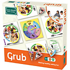 more details on Grub Board Game.
