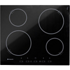 more details on Hotpoint CIX644CE Induction Electric Hob - Black.