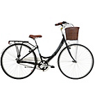 more details on Kingston Mayfair 19 Inch Frame Hybrid Bike Black - Ladies'.