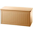 more details on Woodbridge Traditional Blanket Box - Beech.