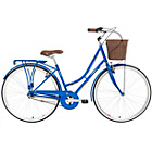 more details on Kingston Elmbridge 19 Inch Frame Hybrid Bike Blue - Ladies'.