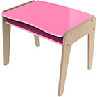 more details on Millhouse Kids' Desk - Pink.