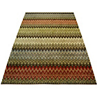 more details on Spirit Zigzag Rug 160x230cm - Multicoloured.