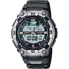 more details on Casio Men's Combination Tidegraph Watch.