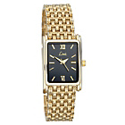 more details on Limit Men's Black Rectangular Diamond Dial Watch