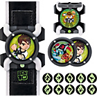 more details on Ben 10 Boys' Omnitrix Fliptop Watch.