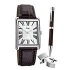 more details on Limit Men's Watch, Pen and Cufflinks Set.