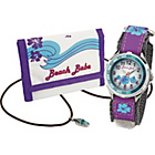 more details on Beach Babe Girls' Necklace, Wallet and Watch Gift Set.