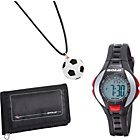 more details on Gola Wallet, Football Pendant, Ball and Digital Watch Set.