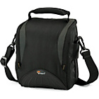 more details on Lowepro Apex 120AW SLR Bridge Camera Bag - Black.
