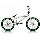 more details on Feral Punch 20 Inch BMX - White.