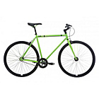 more details on Feral Fixie 49cm Frame Road Bike Green - Mens'.