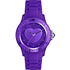 more details on Ice-Watch Unisex Ice-Love Lavender Silicone Strap Watch.