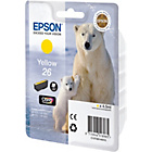 more details on Epson Polar T2614 Standard Ink Cartridge - Yellow.