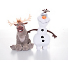 more details on Disney's Frozen Sven and Olaf Plush Toy Twin Pack.