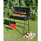 more details on Charcoal Oil Drum BBQ with Warming Rack.
