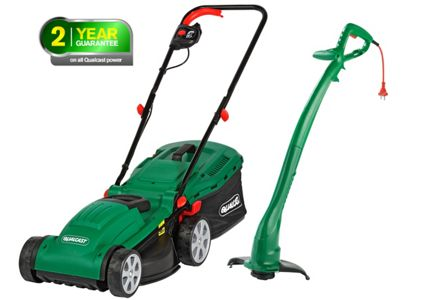 Save up to 25% on selected Lawnmowers & Pressure Washers.