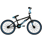 more details on Rad Outcast 20 Inch BMX - Black/Blue.