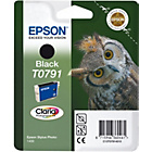 more details on Epson T0791 Owl Ink Cartridge - Black.