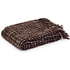 more details on Sabichi Soft Knit Throw - Chocolate.