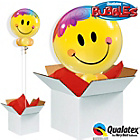 more details on Bright Smile Face Bubble Balloon in a Box.
