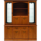 more details on Tennyson Pine Large Display Cabinet.