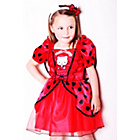 more details on Hello Kitty Ladybird Dress Up Costume with Headband.